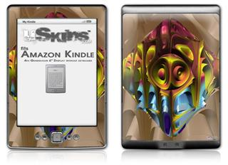 Software Bug - Decal Style Skin (fits 4th Gen Kindle with 6inch display and no keyboard)