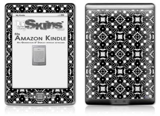 Spiders - Decal Style Skin (fits 4th Gen Kindle with 6inch display and no keyboard)