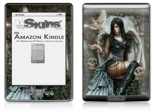 Always - Decal Style Skin (fits 4th Gen Kindle with 6inch display and no keyboard)