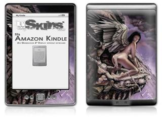 Banished - Decal Style Skin (fits 4th Gen Kindle with 6inch display and no keyboard)