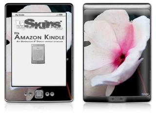 Open - Decal Style Skin (fits 4th Gen Kindle with 6inch display and no keyboard)