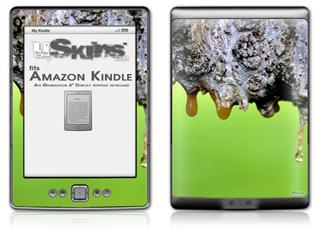 Sap - Decal Style Skin (fits 4th Gen Kindle with 6inch display and no keyboard)