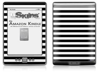 Stripes - Decal Style Skin (fits 4th Gen Kindle with 6inch display and no keyboard)