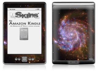 Hubble Images - Spitzer Hubble Chandra - Decal Style Skin (fits 4th Gen Kindle with 6inch display and no keyboard)