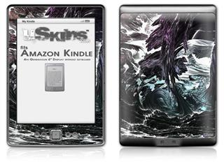 Grotto - Decal Style Skin (fits 4th Gen Kindle with 6inch display and no keyboard)