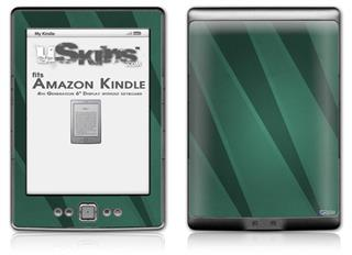 VintageID 25 Seafoam Green - Decal Style Skin (fits 4th Gen Kindle with 6inch display and no keyboard)