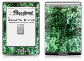 Macrovision - Decal Style Skin (fits 4th Gen Kindle with 6inch display and no keyboard)