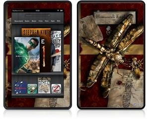 Amazon Kindle Fire (Original) Decal Style Skin - Conception