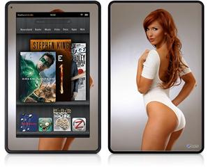 Amazon Kindle Fire (Original) Decal Style Skin - Amanda Olson 04