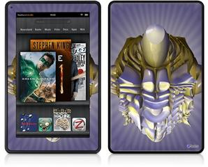 Amazon Kindle Fire (Original) Decal Style Skin - Enlightenment