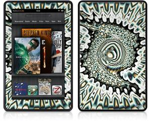 Amazon Kindle Fire (Original) Decal Style Skin - 5-Methyl-Ester