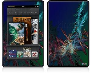 Amazon Kindle Fire (Original) Decal Style Skin - Amt