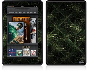 Amazon Kindle Fire (Original) Decal Style Skin - 5ht-2a