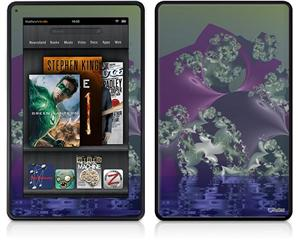 Amazon Kindle Fire (Original) Decal Style Skin - Artifact