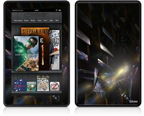 Amazon Kindle Fire (Original) Decal Style Skin - Bang