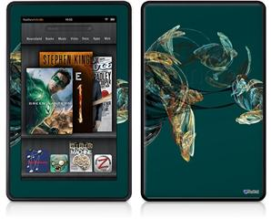 Amazon Kindle Fire (Original) Decal Style Skin - Blown Glass