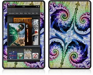 Amazon Kindle Fire (Original) Decal Style Skin - Breath