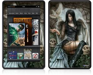 Amazon Kindle Fire (Original) Decal Style Skin - Always