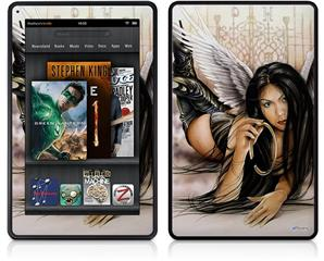 Amazon Kindle Fire (Original) Decal Style Skin - Broken Halo