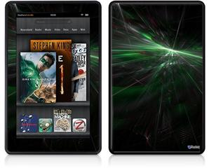 Amazon Kindle Fire (Original) Decal Style Skin - Deeper