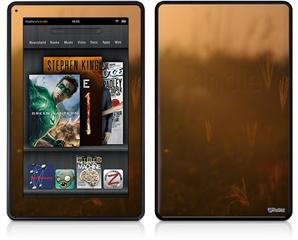 Amazon Kindle Fire (Original) Decal Style Skin - Beach Haze 2