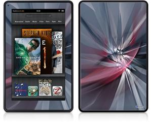 Amazon Kindle Fire (Original) Decal Style Skin - Chance Encounter
