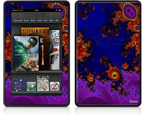 Amazon Kindle Fire (Original) Decal Style Skin - Classic