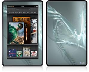Amazon Kindle Fire (Original) Decal Style Skin - Effortless