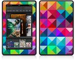 Amazon Kindle Fire (Original) Decal Style Skin - Spectrums