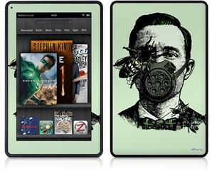 Amazon Kindle Fire (Original) Decal Style Skin - And Then
