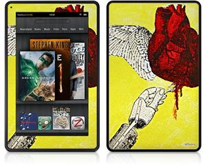 Amazon Kindle Fire (Original) Decal Style Skin - Empathically Simulated